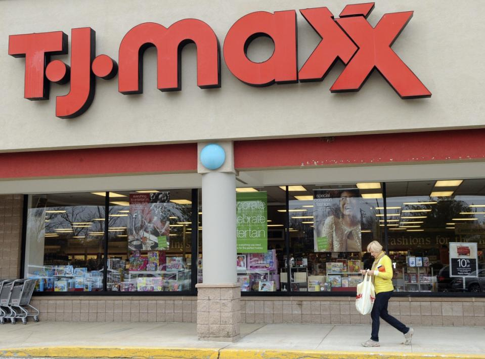 TJ Maxx, Marshalls to follow Wal-Mart in raising pay