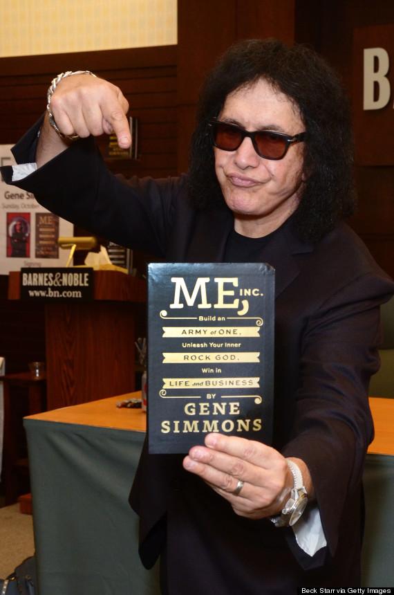 Gene Simmons Tells Women To 'Stop Depending On Men'
