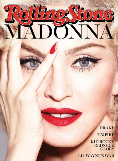 Madonna Denies Feud With 'Talented' Lady Gaga