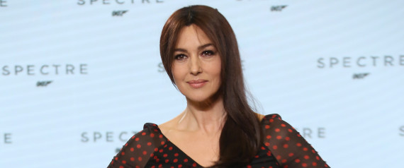 Monica Bellucci Says She's A Bond Woman, Not A Bond Girl