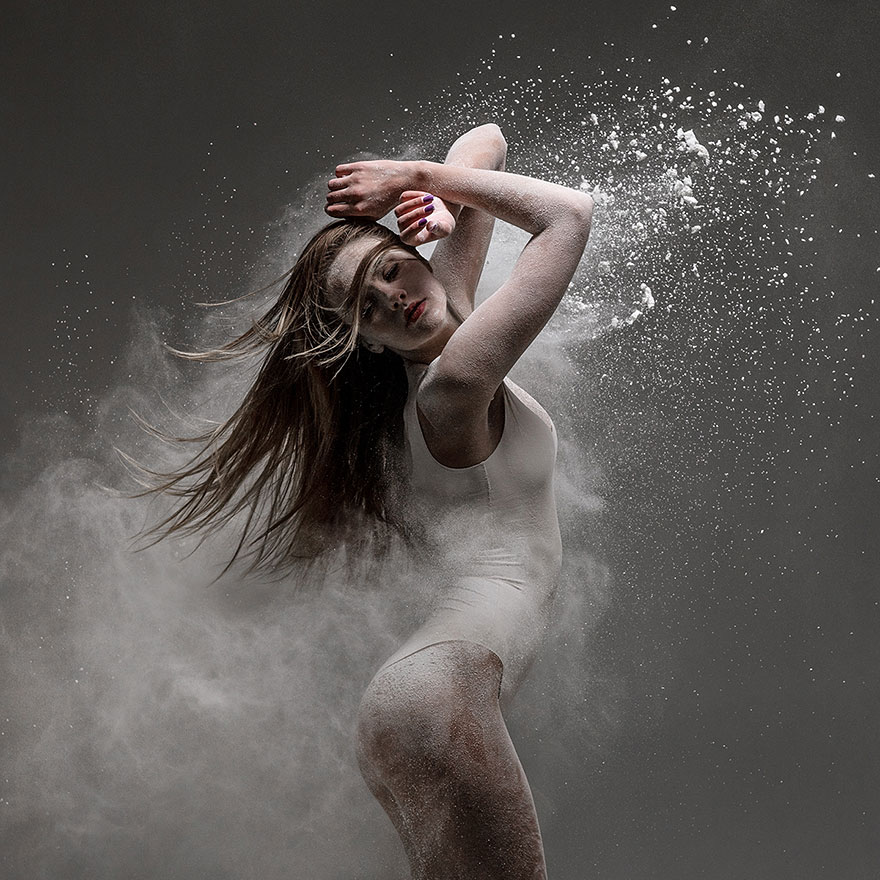 Explosive Dance Portraits By Alexander Yakovlev (Part 2)
