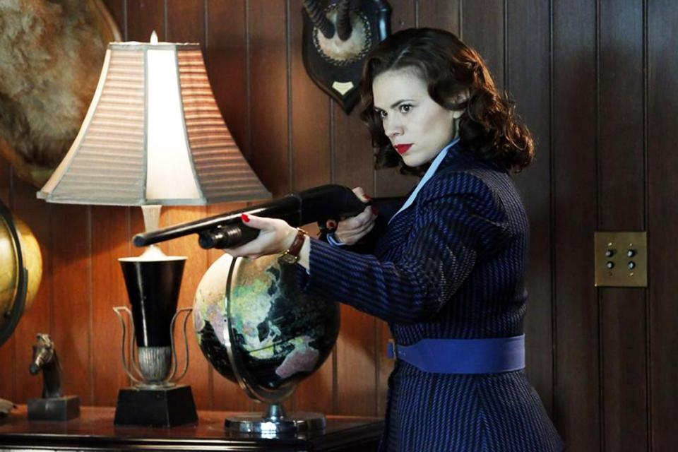 Agent Carter Bosses Discuss the Meaning Behind That Shocking Cameo and The Series' Future
