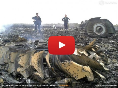 Missile downs Malaysia Airlines MH17