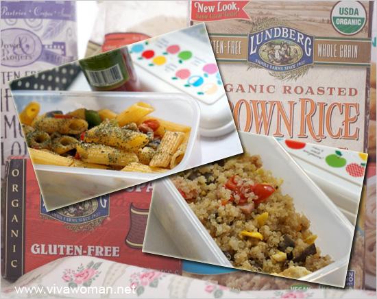 Beauty Lunchbox Ideas: 5 yummy gluten-free recipes