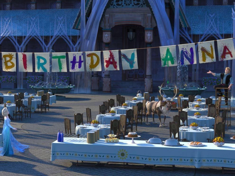 Exclusive First Look at Disney's 'Frozen Fever' Trailer