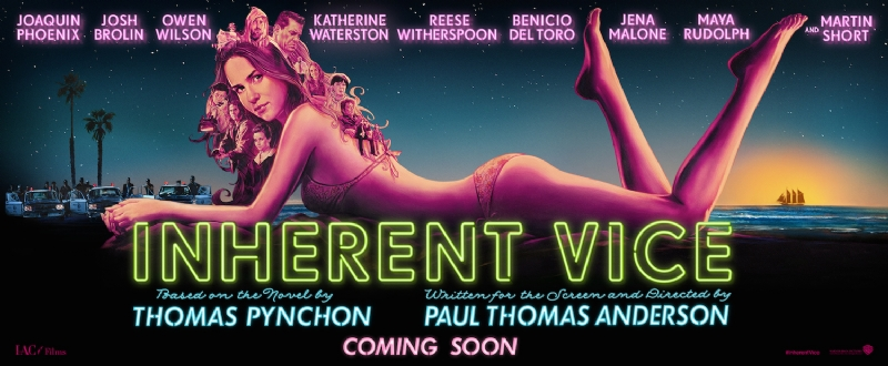 New Inherent Vice Poster