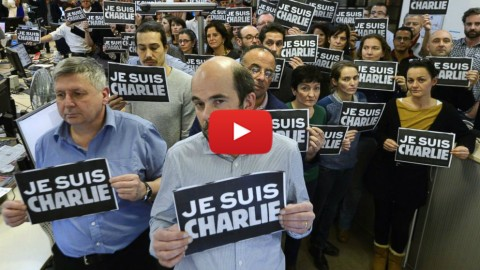 Charlie Hebdo Shooting: Signs of a False Flag