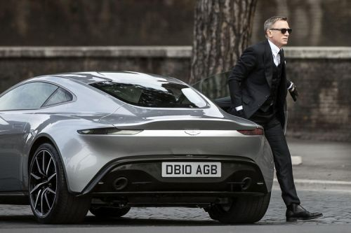 007 production moves to Rome