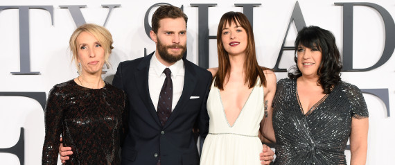E.L. James Wants To Write The '50 Shades' Sequel Script