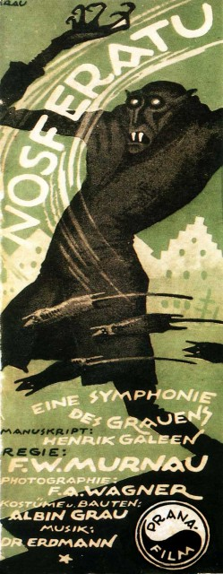Nosferatu &. Destiny/Der Mude Tod (Murnau/Lang, 1921): Lest We Forget .  .  .  .