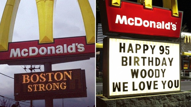 Twitter not lovin' new McDonald's ad