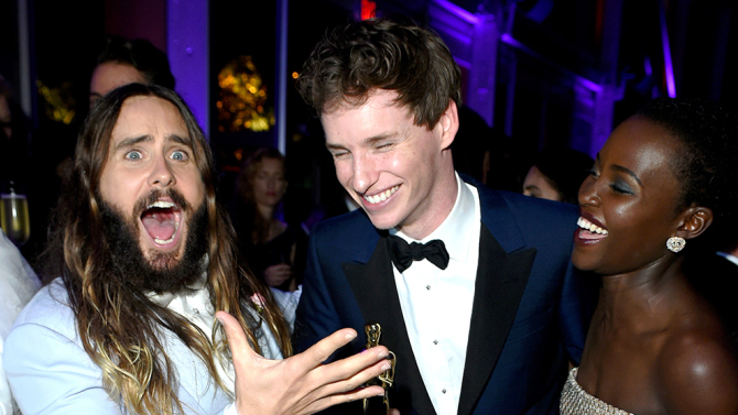 Inside Vanity Fair's Oscar Party: Beyonce, Cumberbatch and In-N-Out