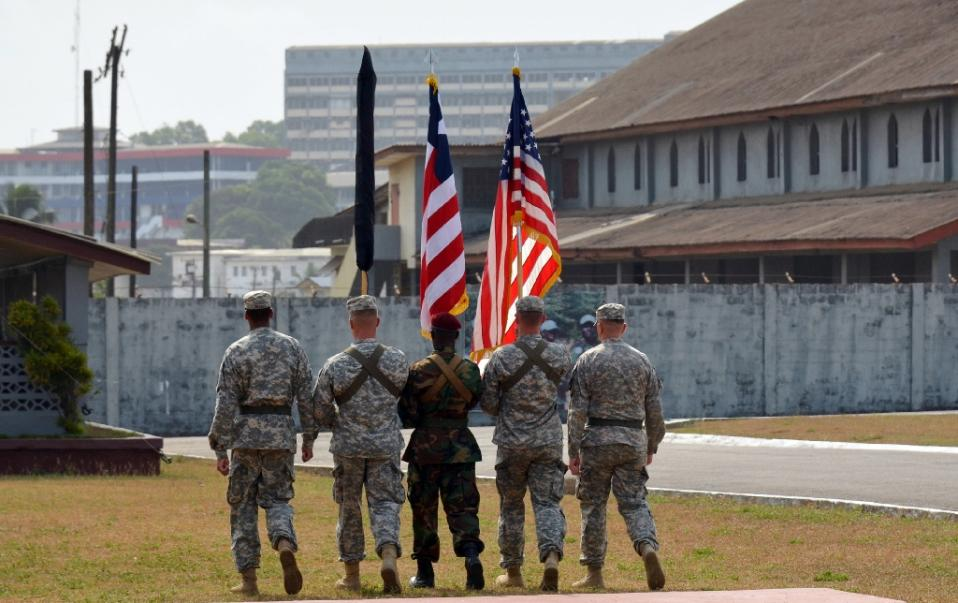 US wraps up Ebola military mission in Liberia
