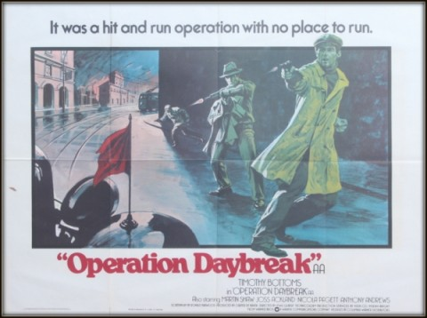 Atentát (1965) Vs. Hangmen (1943) Vs. Operation Daybreak (1975)--The Mirror of Murder Has Three Faces