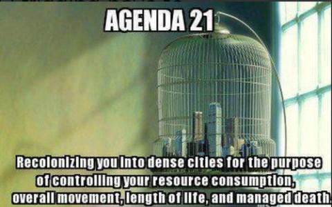 Agenda 21: Ebola Virus