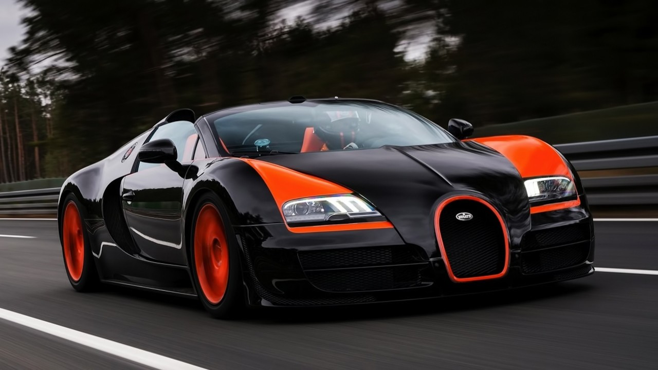 Bugatti Veyron era comes to an end