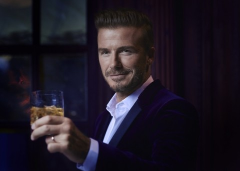David Beckham Invites You to Travel the World, Drinking His Scotch, in Ad From Guy Ritchie