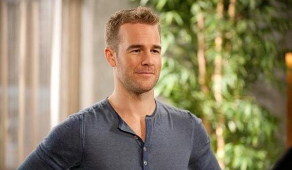 Behold James Van Der Beek's R-Rated 'Power Rangers' in This Viral Short Film
