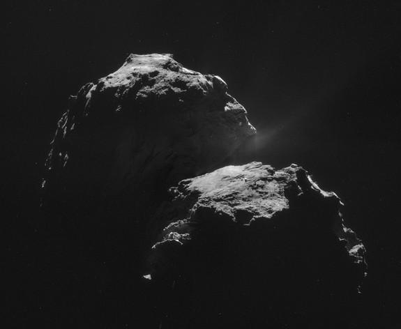 European Probe to Attempt Bold Comet Landing This Week