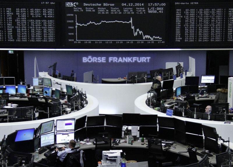 Italy downgrade casts gloom over euro zone