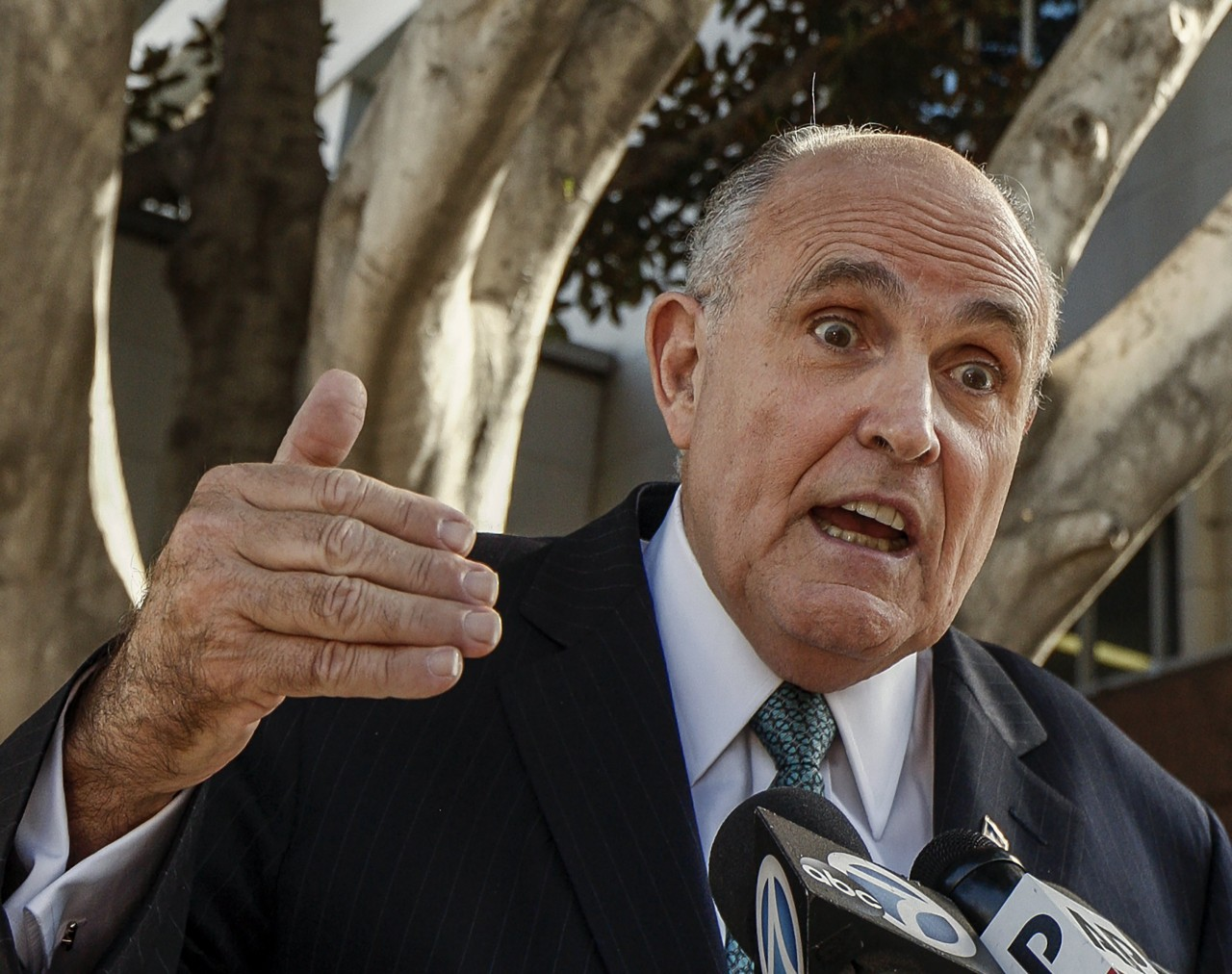 Rudy Giuliani: President Obama doesn't love America