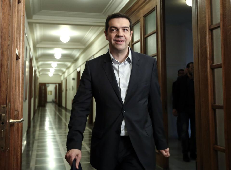Greece overhauling reforms, but faces dissent at home
