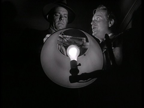 T-Men & Raw Deal (Mann/Alton, 1947): A Cry Into The Void