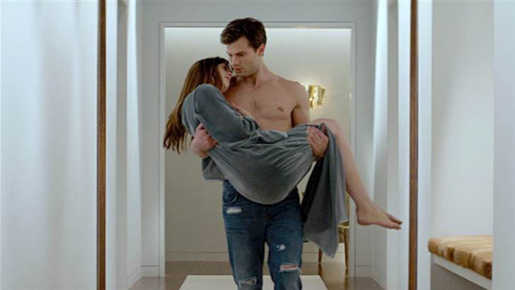 Weekend Box Office Winners & Losers: 'Fifty Shades of Grey' Takes a Second-Week Spanking