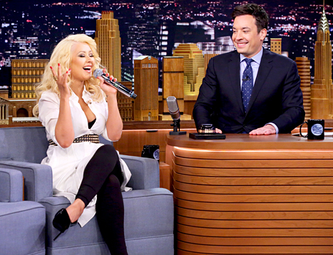 Christina Aguilera Imitate B…