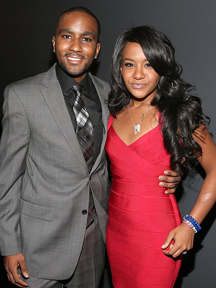 Bobbi Kristina Brown's Boyfriend Gets a Tattoo in Her Honor