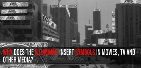 Illuminati insert symbols in movies, TV and other Media
