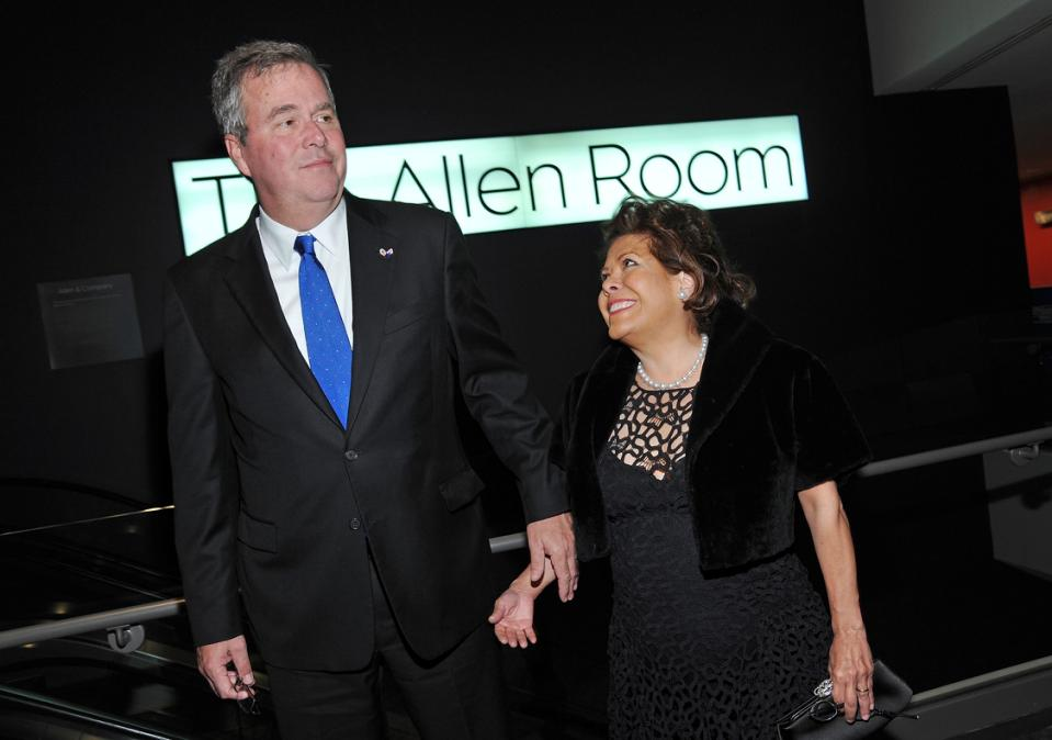Columba Bush's lavish spending habits scrutinized