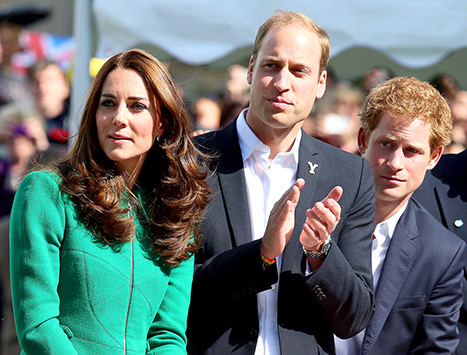 Kate Middleton, Prince William, Prince Harry Get Royal Twitter Account