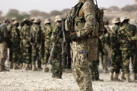 U.S. military trains African armies ahead of Boko Haram campaign