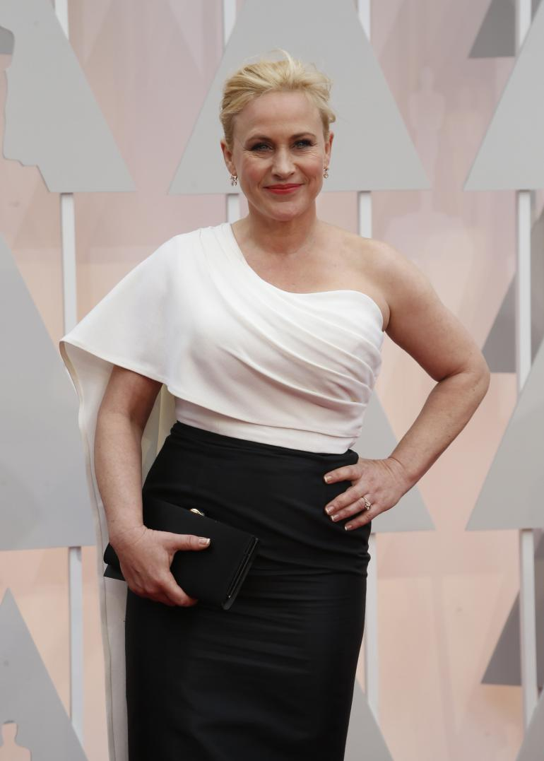 Patricia Arquette Calls For Wage Equality in Moving Oscar Speech