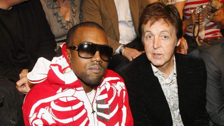 Kanye / McCartney collaboration with Rihanna