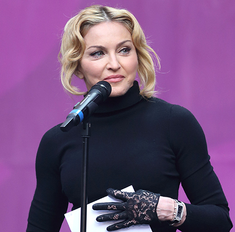 Madonna Apologizes for Martin Luther King Jr., Nelson Mandela Comparisons