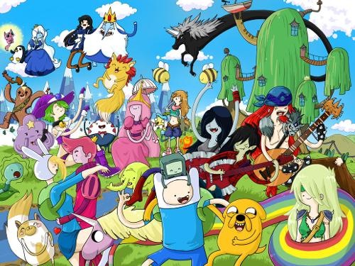 Cartoon Network's 'Adventure Time' Heads to the Big Screen