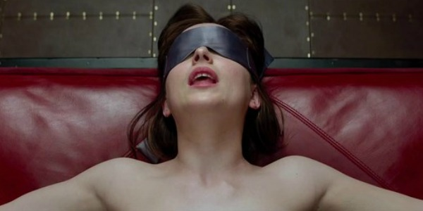 Dakota Johnson Doesn't Want Her Mom To See Fifty Shades Of Grey