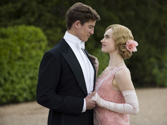Downton Abbey : Can Love Last In a Cold Climate?