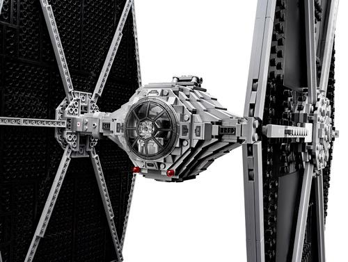Souped-Up TIE Fighter Leads New Lego 'Star Wars' Fleet (Exclusive Pics)