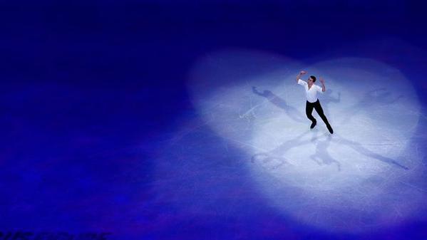 Maybe Michael Jackson Save Figure skating?