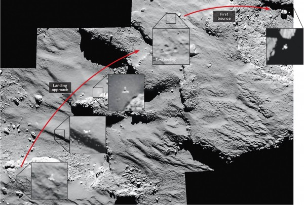 Doomed comet lander delivered harvest of science