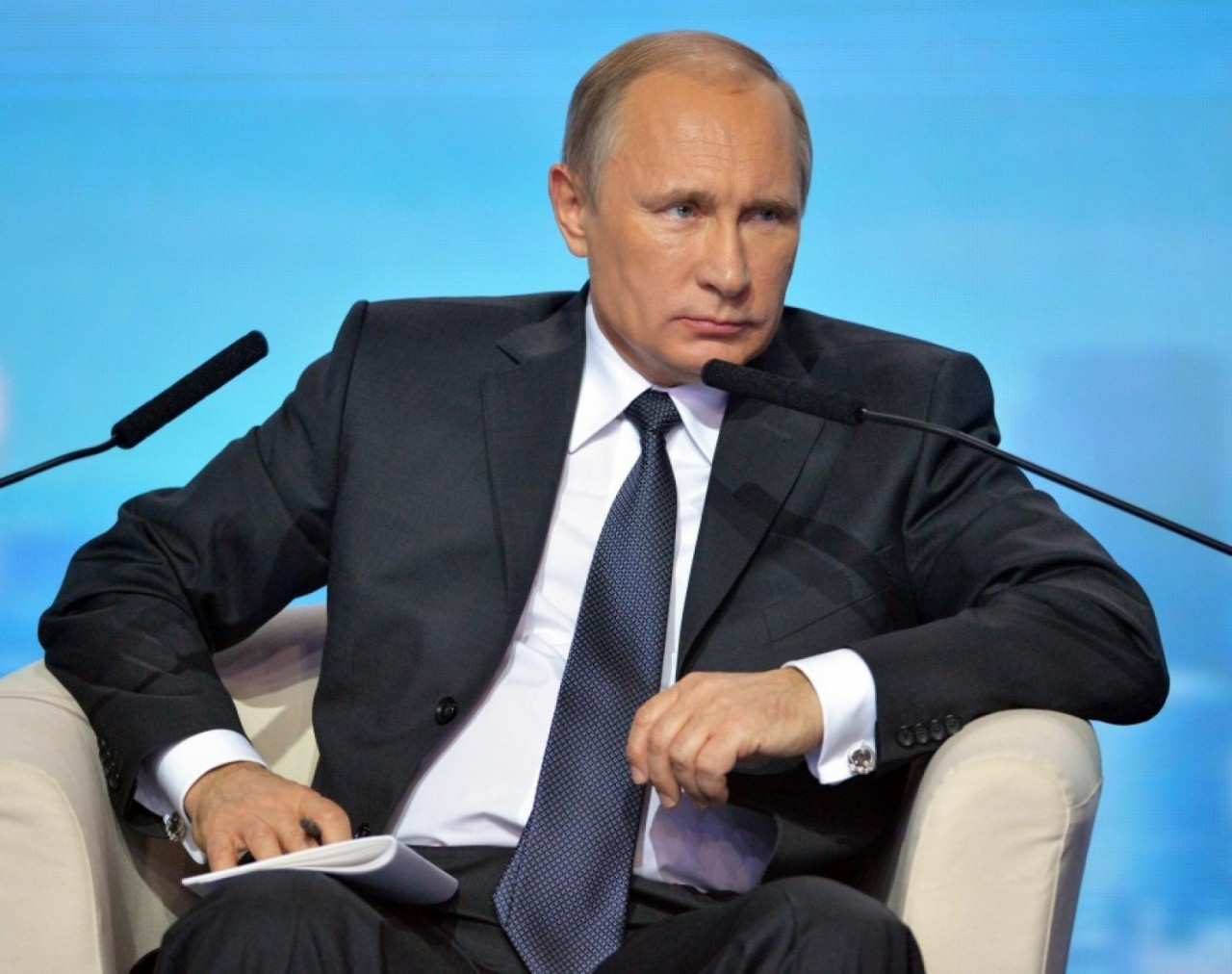 ​Sorry, Putin. Russia's economy is doomed