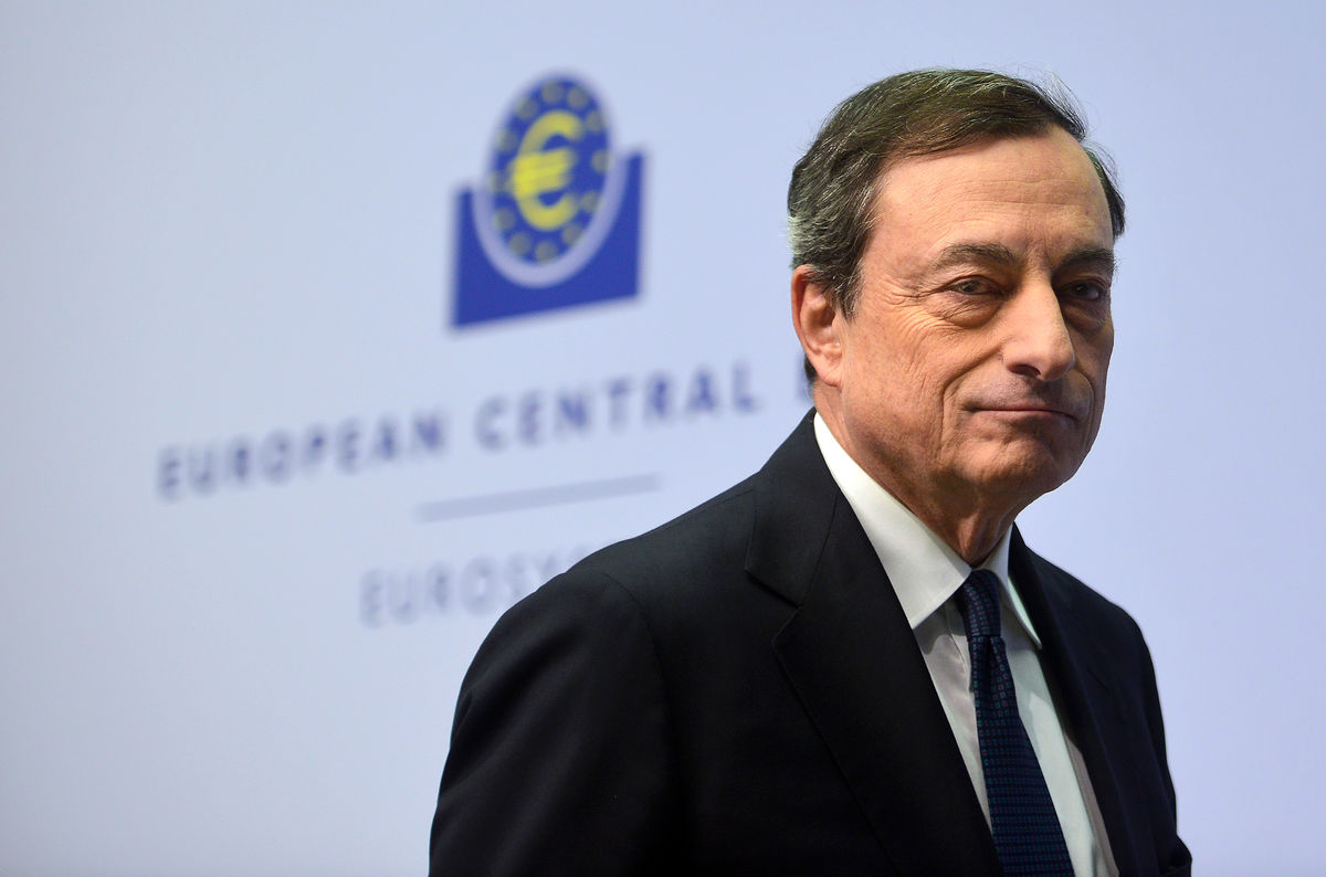 ECB Seeks to Inject Up to 1.1 Trillion Euros Into Economy in Deflation Fight