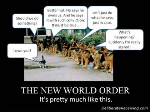 REAL WORLD ORDER:WHO RULES THE WORLD