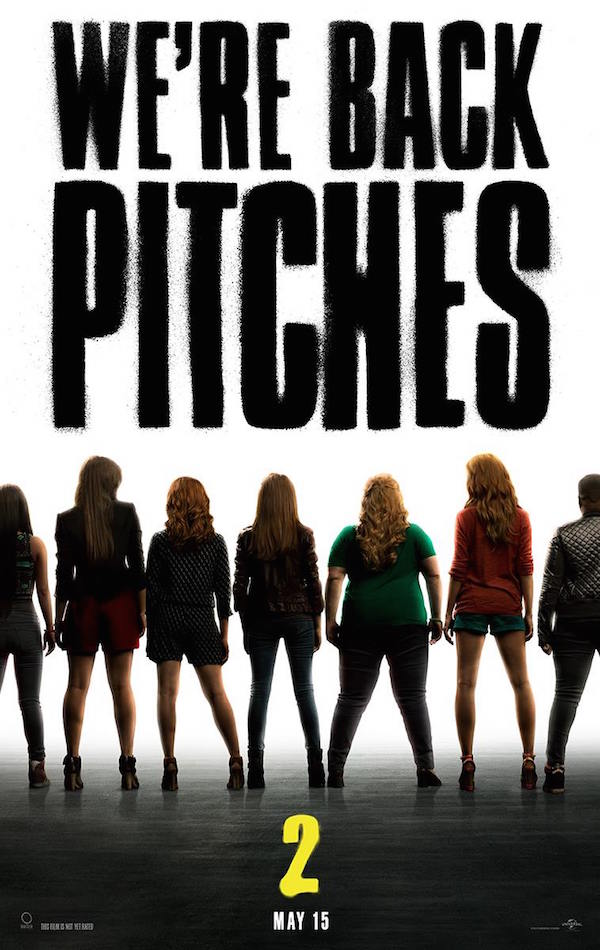 Pitch Perfect 2 Just Gave The World A Perfect Movie Poster