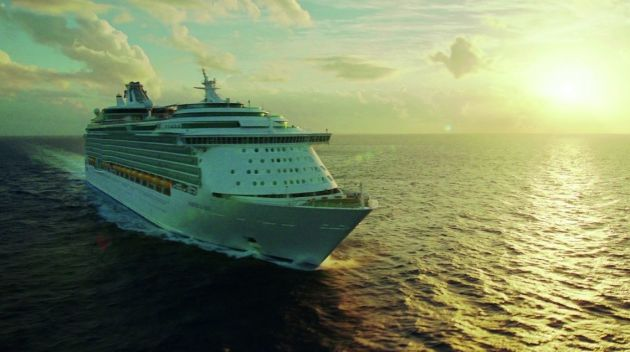 "Royal Caribbean says ""it's time"" to get cruising"