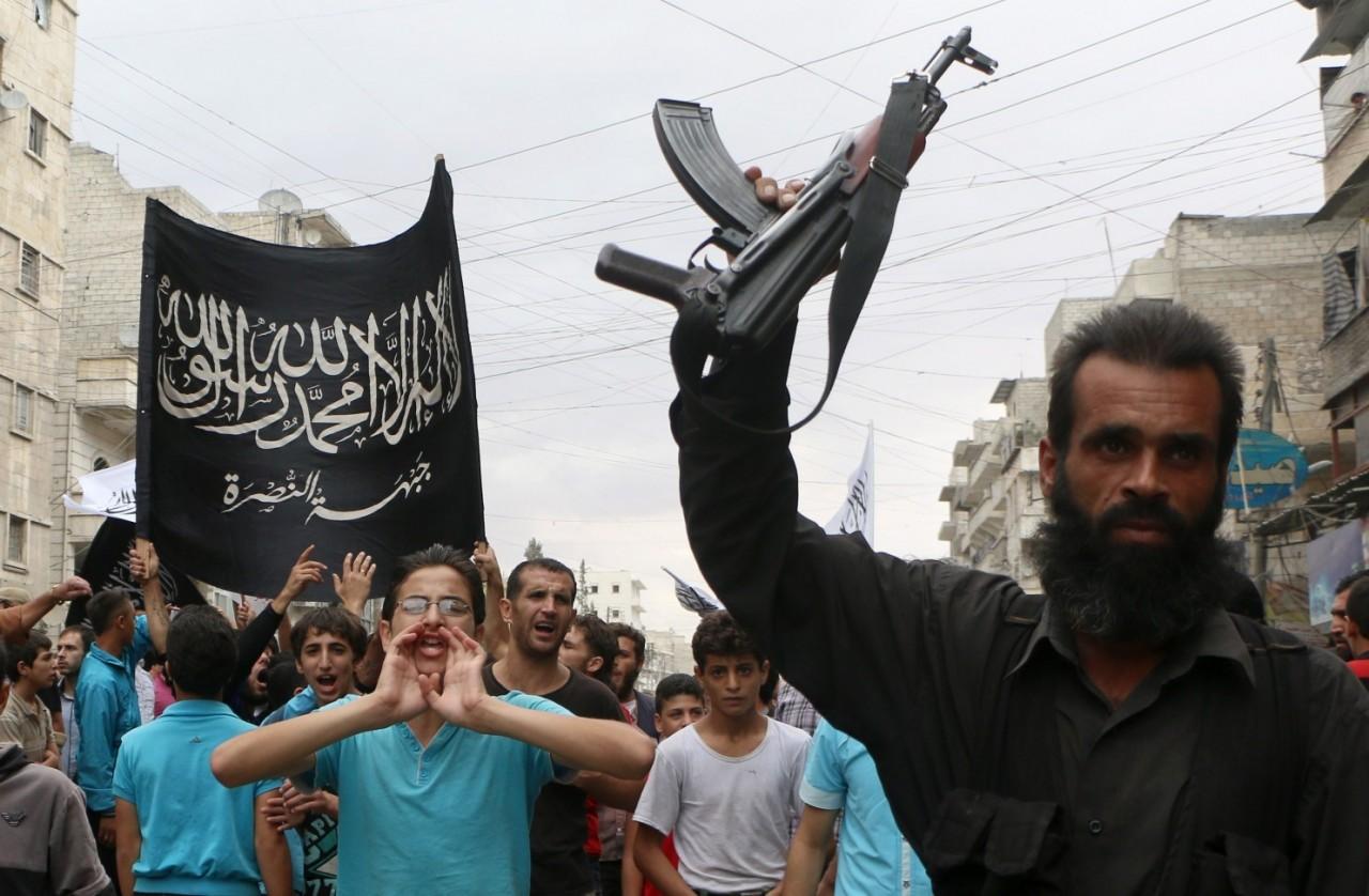 Al-Qaeda group's gains in Syria undermine U.S. strategy