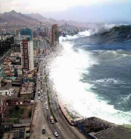 2004 Indian Ocean earthquake and tsunami was caused by an Indian nuclear test
